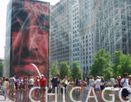 Chicago letenky