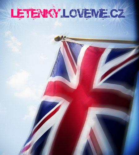 Levné letenky do Anglie, Velké Británie