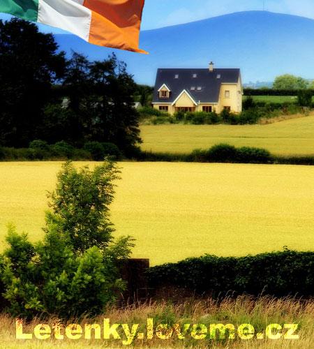 Letenky do Irska